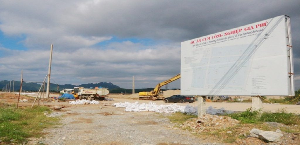 The Centralized Wastewater Treatment  plant for Gia Phu Industrial Cluster