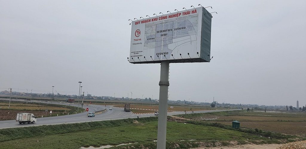 Trạm xử lý nước thải KCN Thái Hà