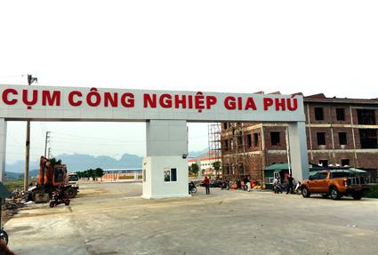 Trạm xử lý nước thải CCN Gia Phú