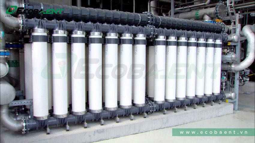 Công nghệ tái sử dụng nước thải
