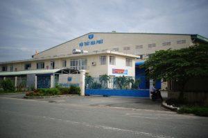 Trạm xử lý nước thải Nhà máy sản xuất hàng nội thất văn phòng và gia đình Hòa Phát