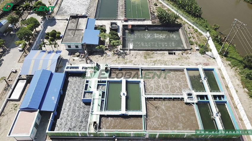 Tất cả các nhà máy, khu công nghiệp đều phải xây dựng hệ thống xử lý nước thải