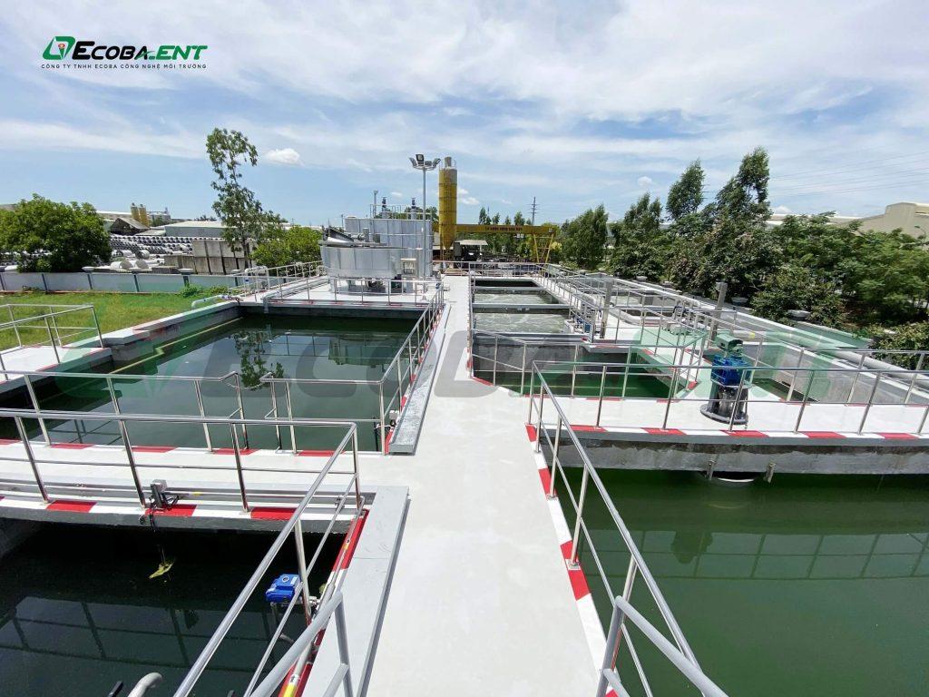 Hệ thống xử lý nước thải nhà máy và các khu công nghiệp