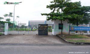 Khởi công hệ thống xử lý nước thải KCN Thuận Thành II